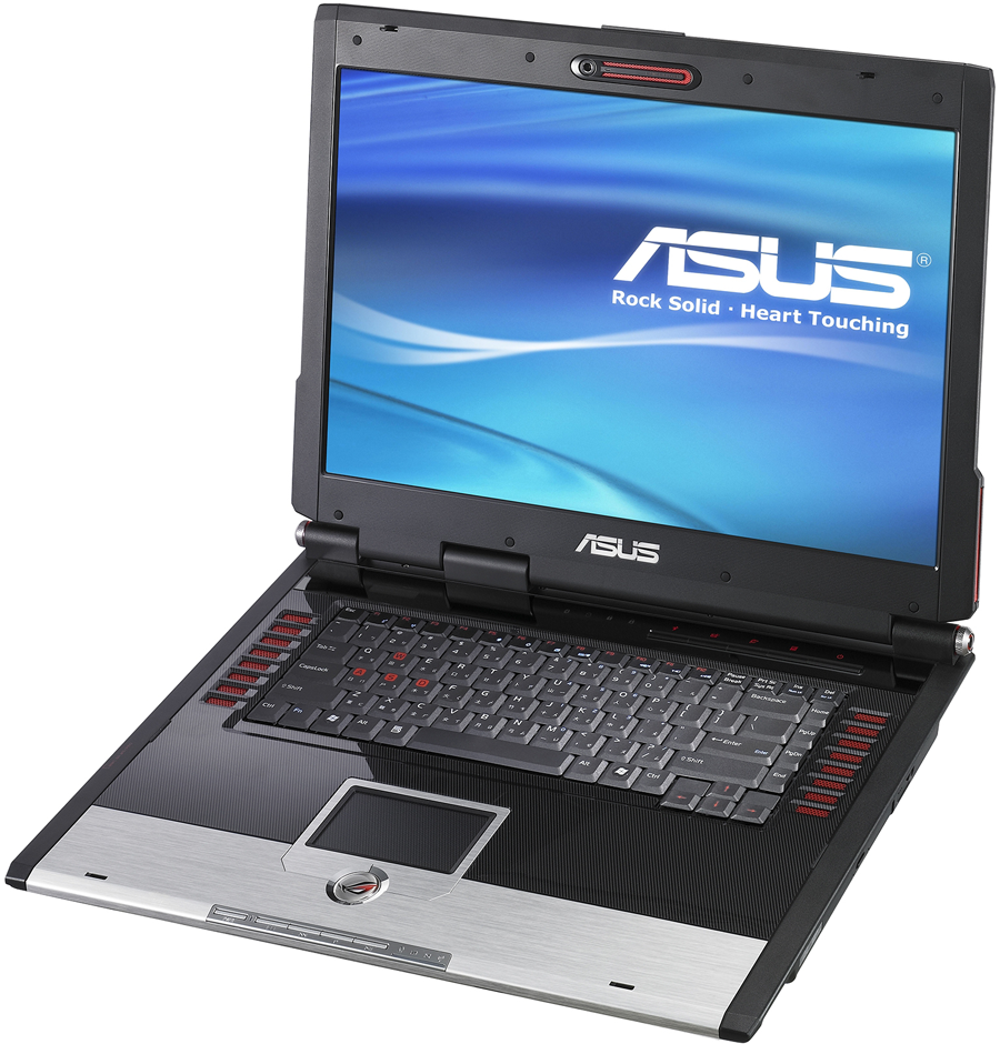 ASUS ROG G1: 2007 год