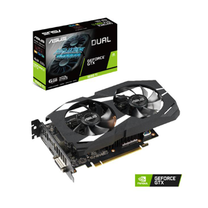 Видеокарта ASUS Dual GeForce GTX 1660 Ti