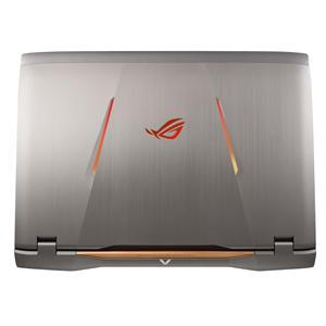 Игровой ноутбук ASUS GX800